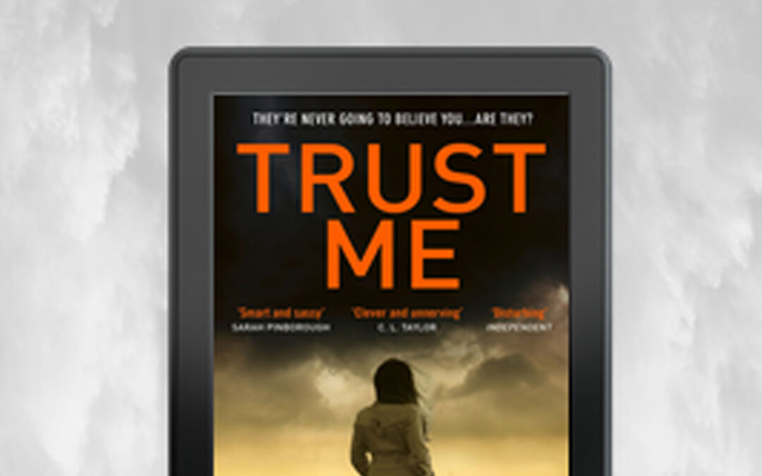 Book Review: Trust Me by Angela Clarke